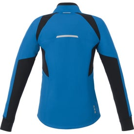Personalized Stika Hybrid Softshell Jacket by TRIMARK