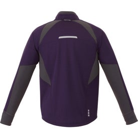 Stika Hybrid Softshell Jacket by TRIMARK Imprinted with Your Logo