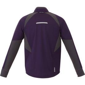 Stika Hybrid Softshell Jacket by TRIMARK Imprinted with Your Logo
