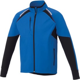 Stika Hybrid Softshell Jacket by TRIMARK for Promotion