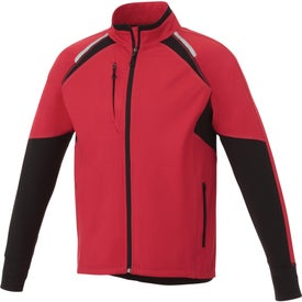 Stika Hybrid Softshell Jacket by TRIMARK with Your Logo
