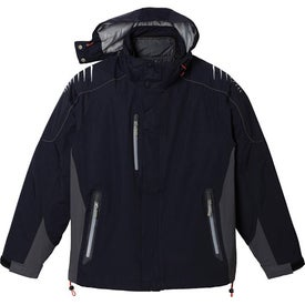Teton 3-In-1 Jacket by TRIMARK Printed with Your Logo