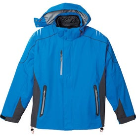 Teton 3-In-1 Jacket by TRIMARK with Your Slogan