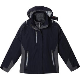 Teton 3-In-1 Jacket by TRIMARK for Customization