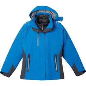 Imprinted Teton 3-In-1 Jacket by TRIMARK