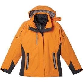 Teton 3-In-1 Jacket by TRIMARK (Women's)