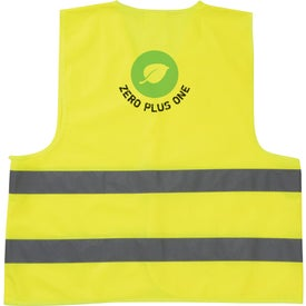 The Safety Vest Branded with Your Logo