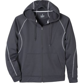 Tonle Full Zip Hoody by TRIMARK for Marketing