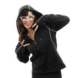 Tonle Full Zip Hoody by TRIMARK Giveaways