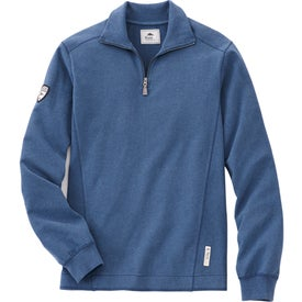 Trentriver Roots73 Quarter Zip Top by TRIMARK (Men's)