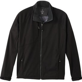 Tunari Softshell Jacket by TRIMARK Printed with Your Logo