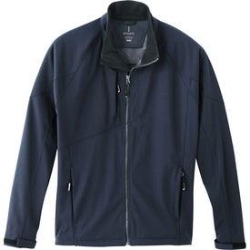 Branded Tunari Softshell Jacket by TRIMARK