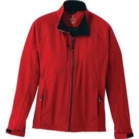 Imprinted Tunari Softshell Jacket by TRIMARK