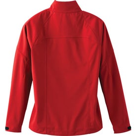Custom Tunari Softshell Jacket by TRIMARK