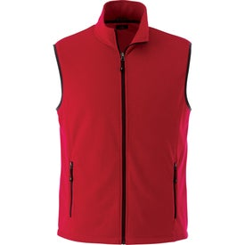 Tyndall Polyfleece Vest by TRIMARK (Men's)