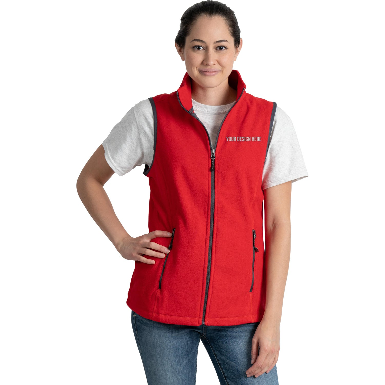 Tyndall Polyfleece Vest by TRIMARK (Women's)