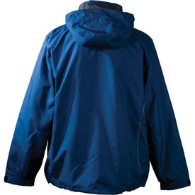 Valencia 3-In-1 Jacket by TRIMARK Imprinted with Your Logo