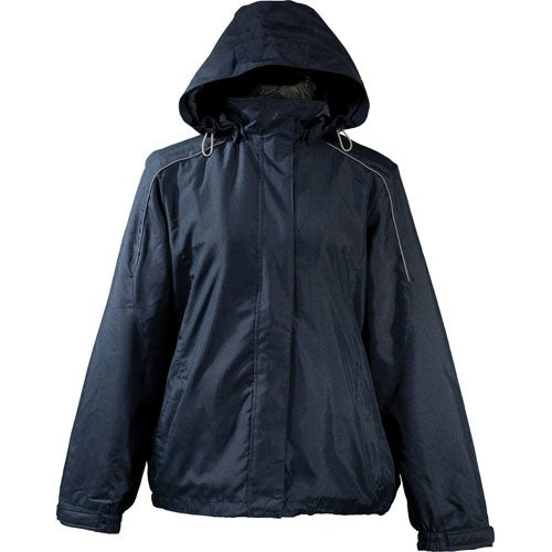 Navy Valencia 3-In-1 Jacket by TRIMARK