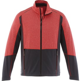 Verdi Hybrid Softshell Jacket by TRIMARK (Men's)