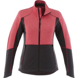 Verdi Hybrid Softshell Jacket by TRIMARK (Women's)