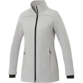 Vernon Softshell Jacket by TRIMARK (Women's)