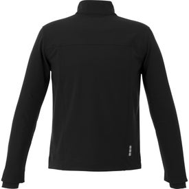 Printed Vernon Softshell Jacket by TRIMARK
