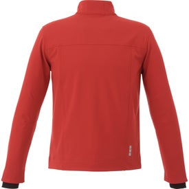 Promotional Vernon Softshell Jacket by TRIMARK