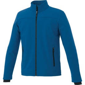 Branded Vernon Softshell Jacket by TRIMARK