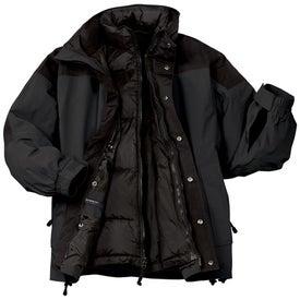 Branded Port Authority Signature Waterproof Adventure Jacket
