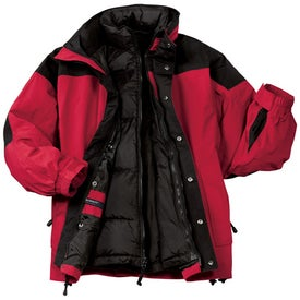 Port Authority Signature Waterproof Adventure Jacket