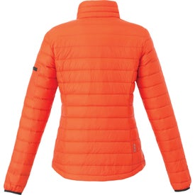 Branded Whistler Light Down Jacket by TRIMARK