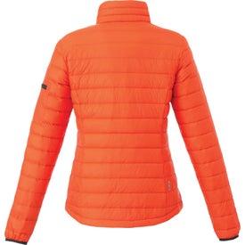 Branded Whistler Light Down Jacket by TRIMARK
