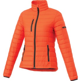 Imprinted Whistler Light Down Jacket by TRIMARK