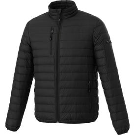Monogrammed Whistler Light Down Jacket by TRIMARK