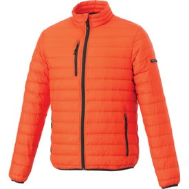 Custom Whistler Light Down Jacket by TRIMARK