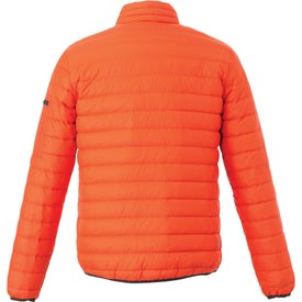 Customized Whistler Light Down Jacket by TRIMARK