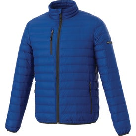 Whistler Light Down Jacket by TRIMARK with Your Slogan