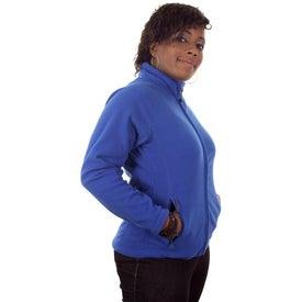 Gambela Microfleece Full Zip Jacket by TRIMARK for Marketing