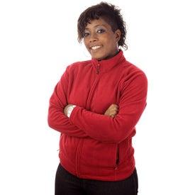 Gambela Microfleece Full Zip Jacket by TRIMARK Giveaways