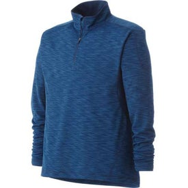 Advertising Yerba Knit Quarter Zip Pullover by TRIMARK