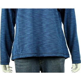Yerba Knit Quarter Zip Pullover by TRIMARK for Your Company