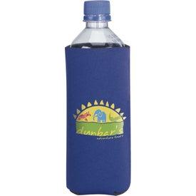 Basic Collapsible Koozie Bottled Water Kooler