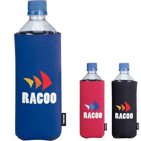 Basic Collapsible Koozie Bottled Water Kooler for Your Organization