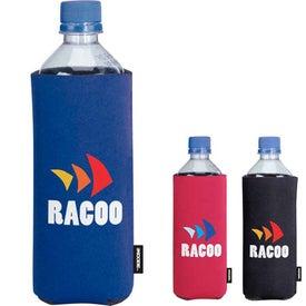 Basic Collapsible Koozie Bottled Water Kooler for Your Organization