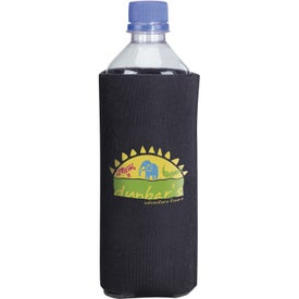 Monogrammed Basic Collapsible Koozie Bottled Water Kooler
