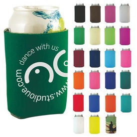 Best Value Can Cooler (Screen Print)