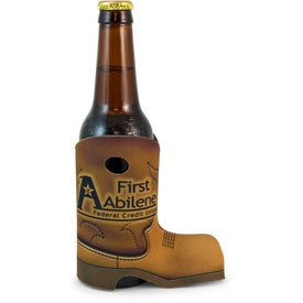 Boot Coolie Printed with Your Logo