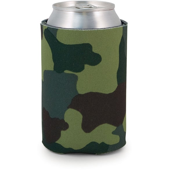 Green Camo Pocket Coolie