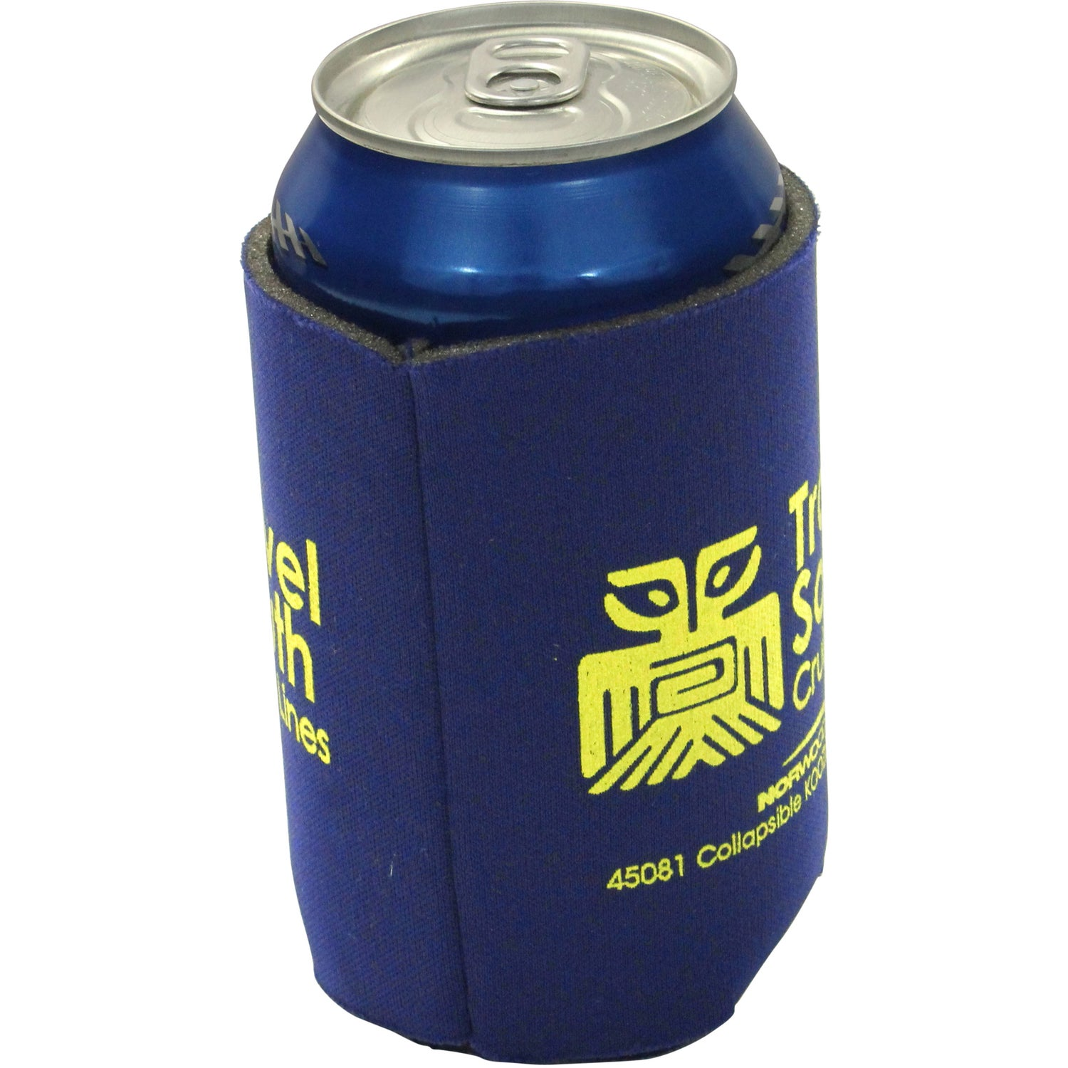 Personalized Can Coolers ~ Collapsible koozie can cooler personalized koozies