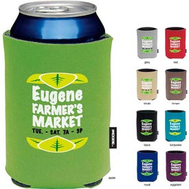 Advertising Collapsible Eco Koozie Can Kooler